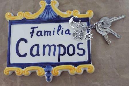 Alojamento Local - Campos