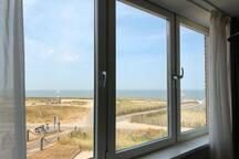 View to Beach & Dunes