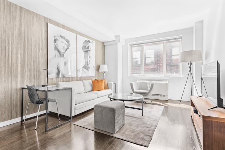 Cozy One Bedroom in Lenox Hill, Upper East Side, near Hospitals