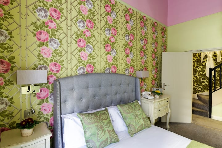 Feature Room at Harington's Hotel