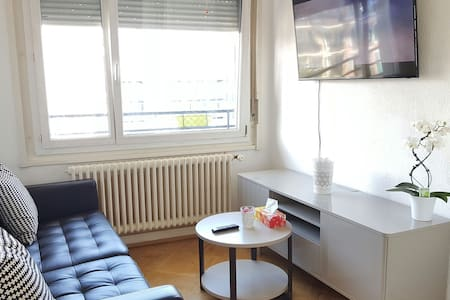 Very cosy flat at the city center - Genève - Apartmen