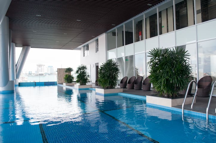 Full Hotel Services with Privacy of Apartment - Ho-Chi-Minh-Stadt - Wohnung