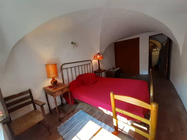 Aline chambre d'hôte Valsenestre parc des Ecrins