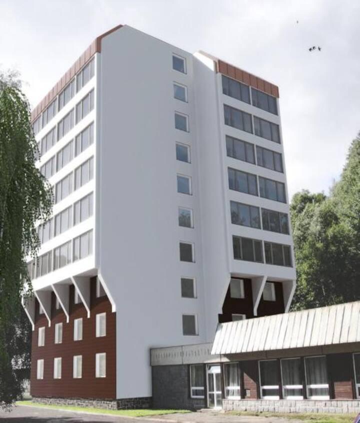 Špindlerův Mlýn - Apartmán Bobřík