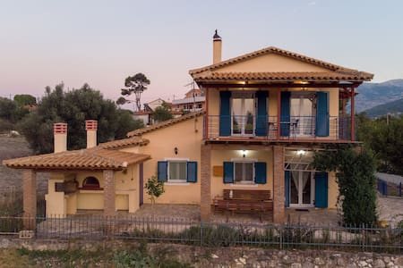 Dora's House in Cefalonia