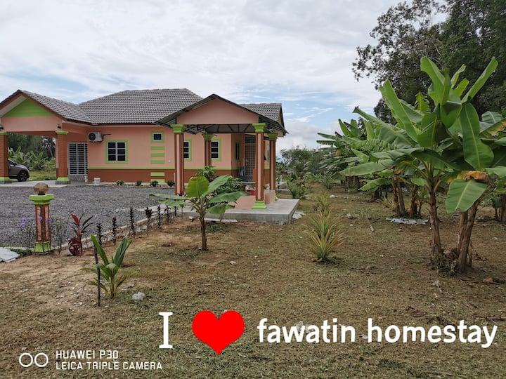 Fawatin Homestay Machang Kelantan
