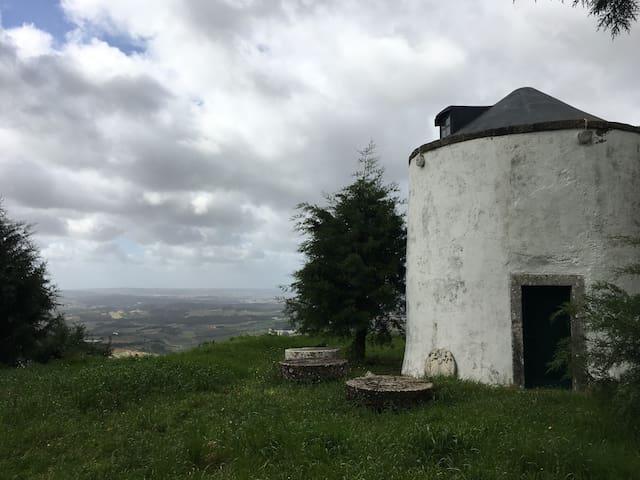 Moinho na Serra de Montejunto 45 minutos de Lisboa - Pragança - Villa