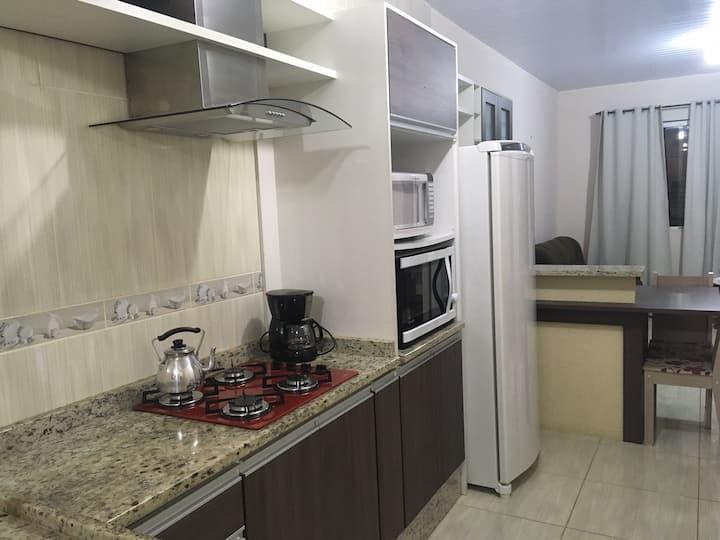 Casa aconchegante em Canoinhas-Primeira hospedagem