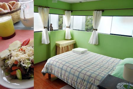 PRIVATE ROOM 1 with Homemade BREAKFAST included! - ซัสโก - อพาร์ทเมนท์
