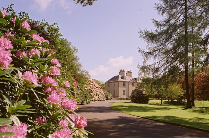 Hillhouse - Georgian mansion on a private estate