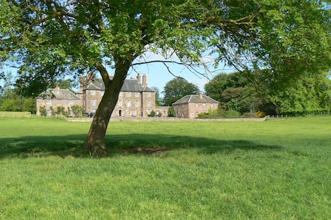 Near Kelso , Private Wing of a Country House