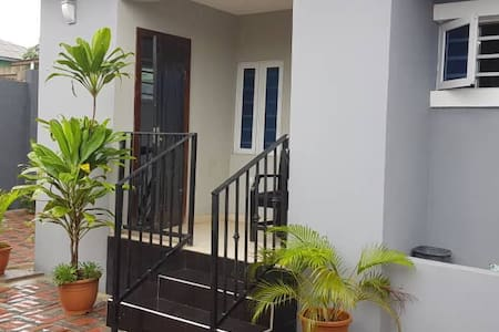 New apartment in ikeja near the airport and mall.