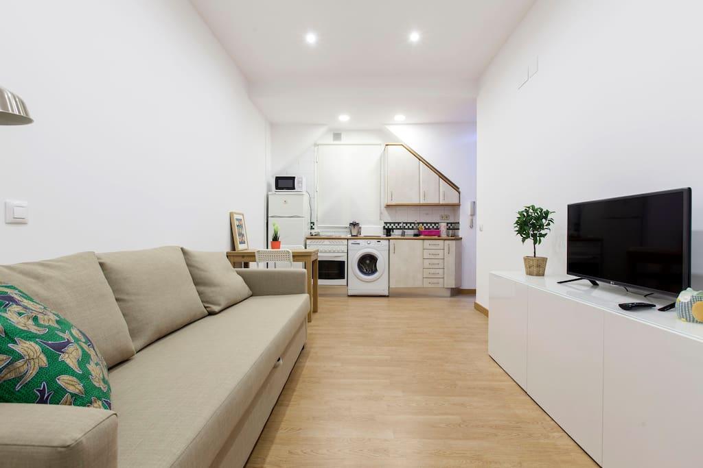 Malasa a dreams apartamentos en alquiler en madrid - Apartamentos de alquiler en madrid ...