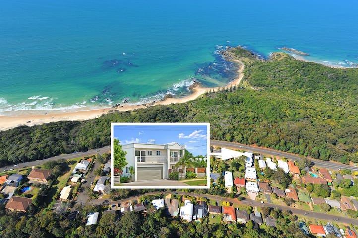 New and Modern Shelly Beachhouse at Port Macquarie - Port Macquarie - Haus