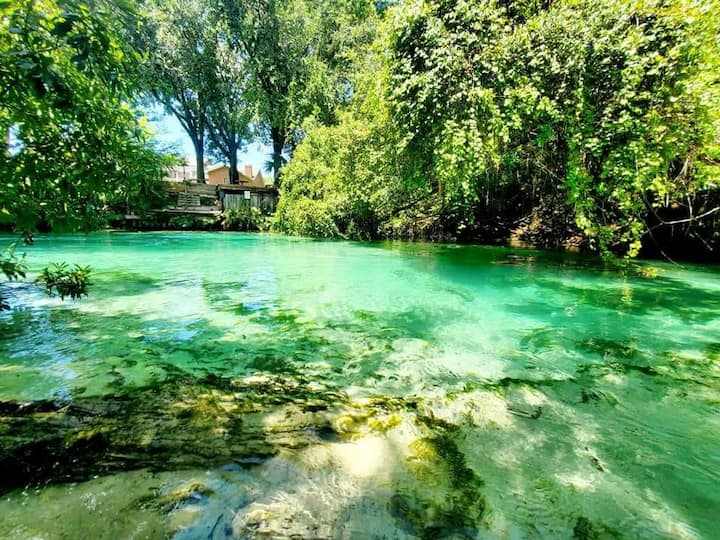 River Retreat on the Weeki Wachee
