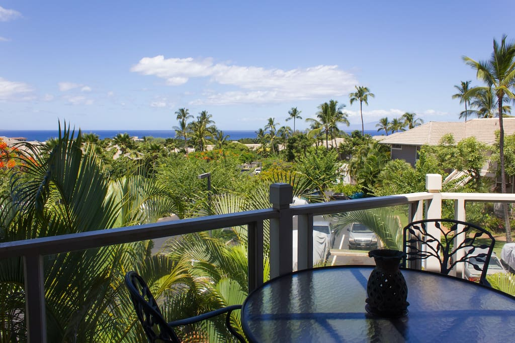 Enjoy your private covered lanai