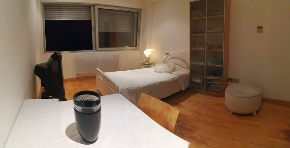 Modern apartment, private BDR and BTH 10 min DTWN
