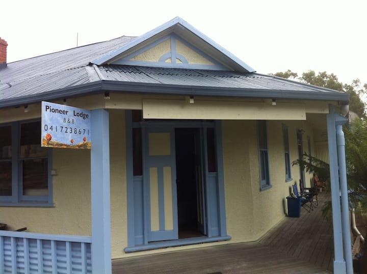 Pioneer Lodge  Main Rd  Pioneer Tas