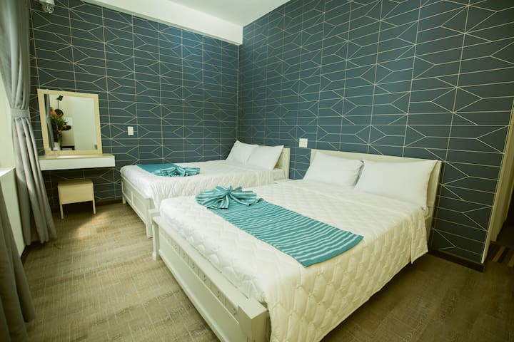 Superior twin bed - Mr Duy 2 Hostel