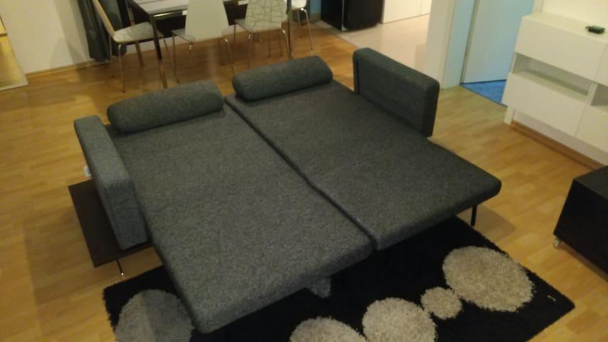 Sofa für 2 Erwachsene 160x200cm