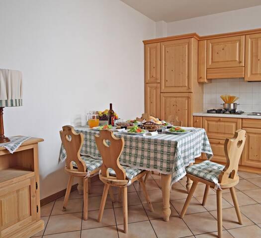 Villa Erica - Bilo 1 - Molveno - Lägenhet