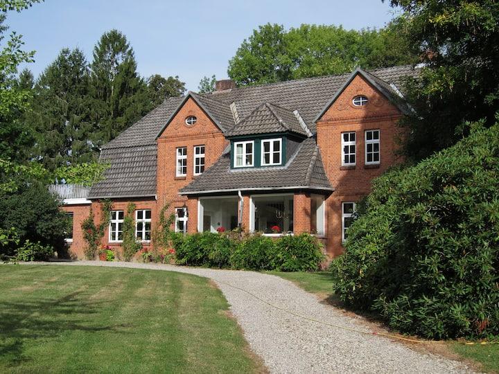Ferienhaus auf Lensahnerhof