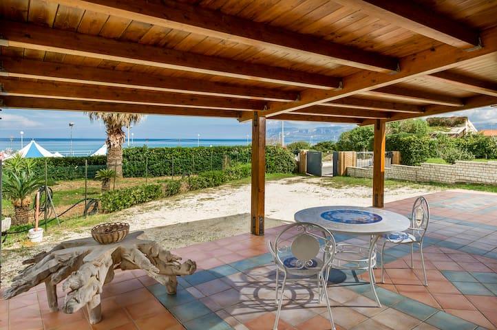 Casa vacanza spiaggia plaja Deluxe - Castellammare del Golfo - Ev