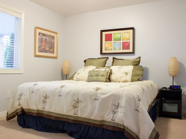 Promontory Mtn. Guestroom w/ nearby hiking trails