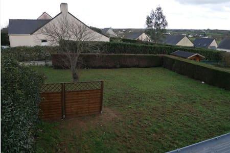 Maison individuelle avec jardin - Petit-Mars - Rumah