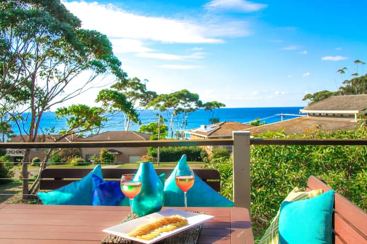 Rockpools Beach House - Pet Friendly