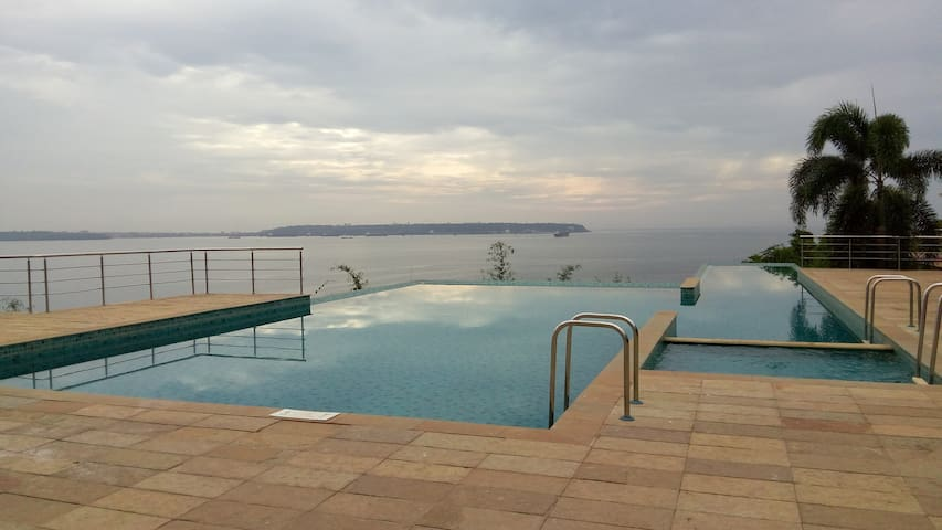 Fully furnished 2bhk - Dona Paula - Apartment