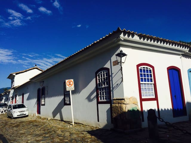Bed & Breakfast at Historical Center in Paraty/RJ
