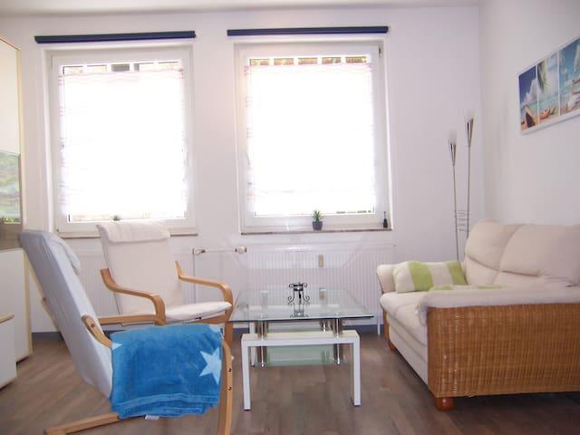 moderne Citywohnung im Paulusviertel I (Zentrum) - Halle (Saale) - Wohnung