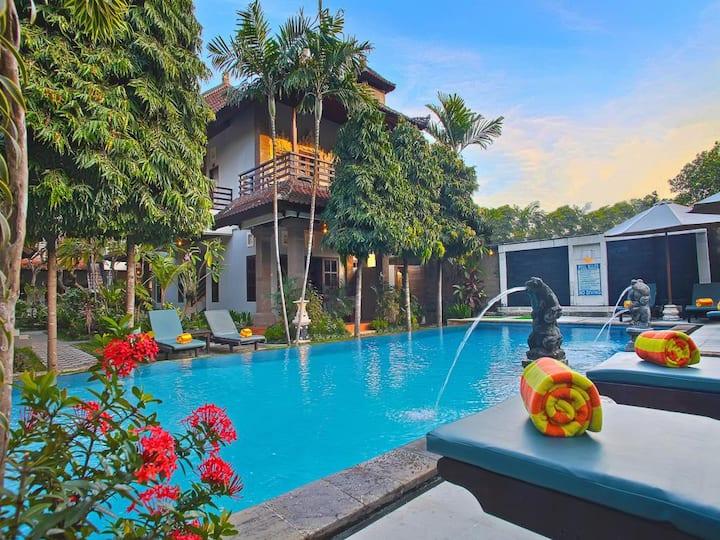 Puri Sading Hotel Sanur Bali