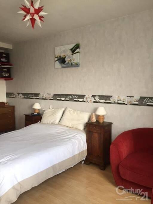 Chambre de 12 m2