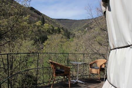 La Voix du Ruisseau (Small Yurt) - Graissessac