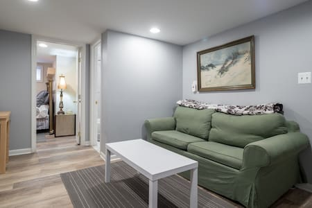2 room basement suite for a break from the hustle