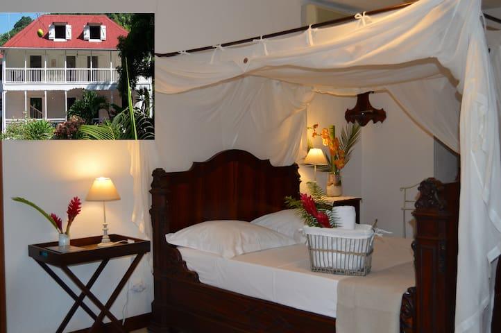Habitation l'Oiseau, chbre Karukera - Vieux Habitants - Bed & Breakfast