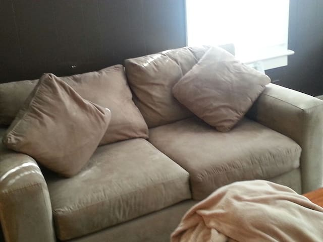 Comfy couch or Air mattress - Форт-Уэйн - Дом