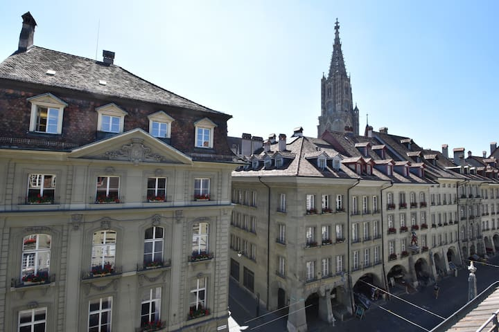 ✮Fantastic apartment for 4 in the heart of Bern ✮