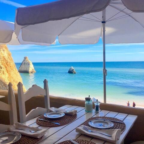 Luxe apartement, zwembad, tennis, strand Carvoeiro
