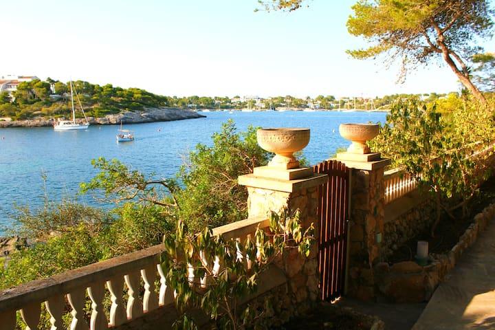 Villa mallorquina a un paso del mar y la playa - Santanyí - Villa