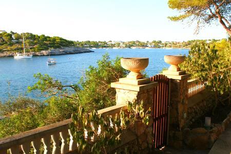 Villa mallorquina a un paso del mar y la playa - Santanyí