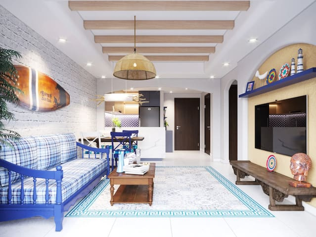 LUXURY APARTMENT - WALKING DISTANCE TO DISTRICT 1