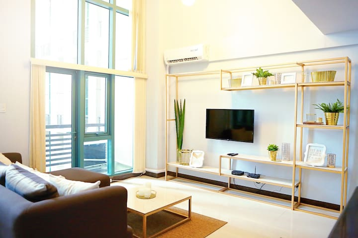 Modern 1BR Loft LeGrand 2 Eastwood Quezon City - Quezon City - Loft