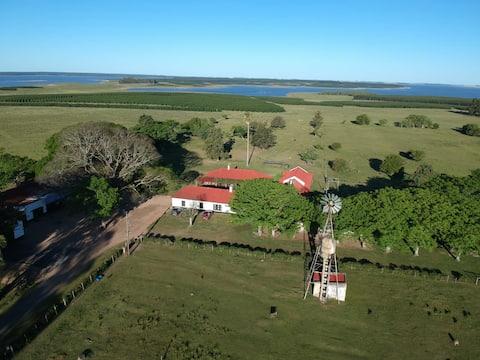 Paso del Puerto, Casa de Campo