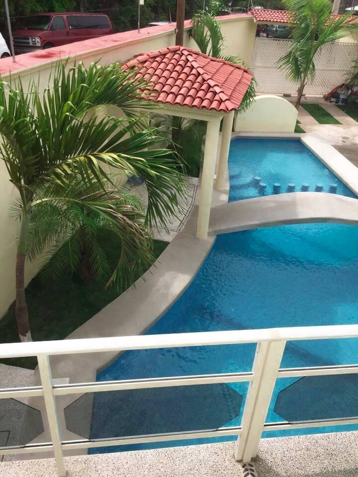Casa el Milagro Ixtapa Zihuatanejo 02