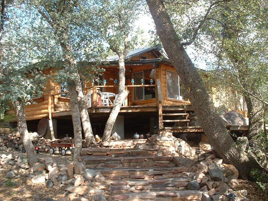 WD Ranch Cabin