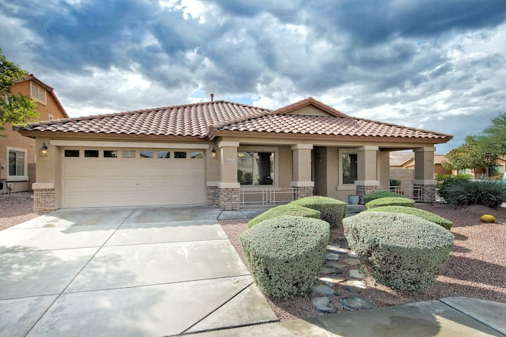 5 Star Private Home- 3 Bed/2 Bath  - Goodyear - House