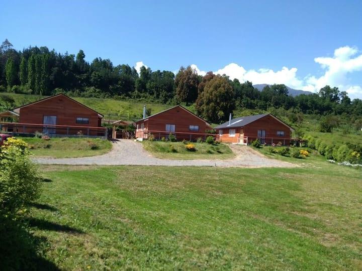 Casas Igmava cabaña 2
